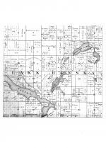 Lake Hanska Township, Lake Omsrud, Brown County 1886